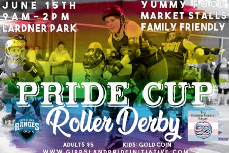 Pride Cup Roller Derby