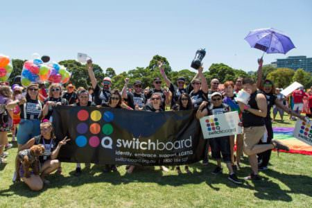 The Switchboard team