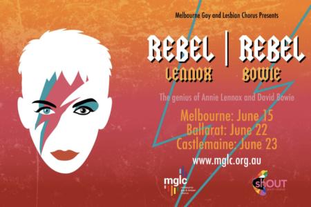 Rebel Rebel Flyer