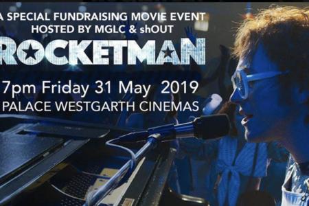 Rocketman Film Still