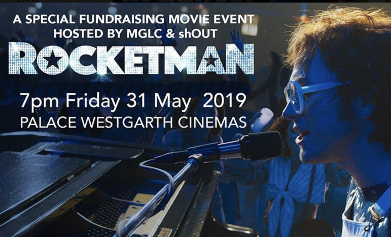 Rocketman Film Still