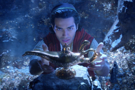Pic from the film Aladdin