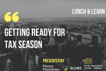 Globe Lunch and Learn Flyer