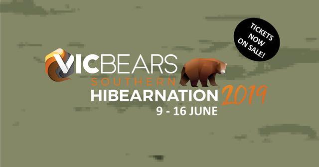 Vic Bears Southern Hibernation Flyer