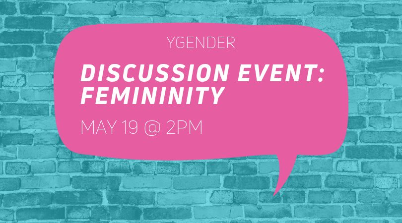 Ygender Discussion Group Flyer