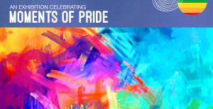 Moments of Pride Flyer