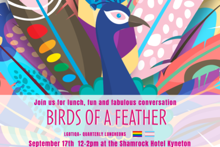 Birds of a Feather LGBTIQA+ Luncheon