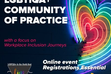 Regional LGBTIQA+ Community Of Practice (ONLINE/Benalla)