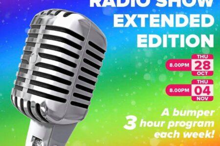 Pride in Diversity Radio Show (ONE FM 98.5/ONLINE)